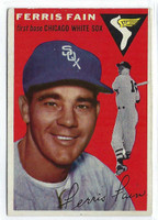 1954 Topps Baseball 27 Ferris Fain