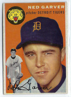 1954 Topps Baseball 44 Ned Garver