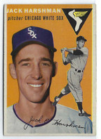 1954 Topps Baseball 173 Jack Harshman