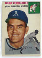1954 Topps Baseball 214 Arnold Portocarrero