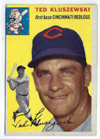 1954 Topps Baseball 7 Ted Kluszewski