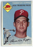 1954 Topps Baseball 108 Thornton Kipper