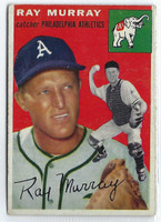 1954 Topps Baseball 49 Ray Murray