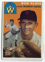 1954 Topps Baseball 91 Bob Oldis