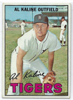 1967 Topps Baseball 30 Al Kaline