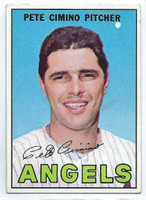 1967 Topps Baseball 34 Pete Cimino