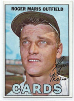 1967 Topps Baseball 45 Roger Maris