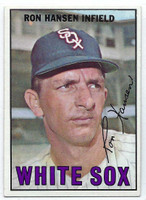 1967 Topps Baseball 9 Ron Hansen