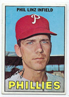 1967 Topps Baseball 14 Phil Linz