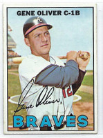 1967 Topps Baseball 18 Gene Oliver