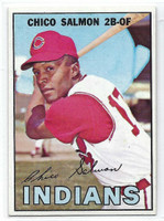 1967 Topps Baseball 43 Chico Salmon