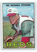1967 Topps Baseball 44 Joe Nuxhall