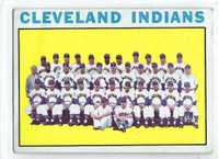1964 Topps Baseball 172 Indians Team  [SKU:Y64_T64BB_172a_1fprs]  Fair to Poor