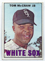 1967 Topps Baseball 29 Tommy McCraw