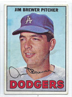 1967 Topps Baseball 31 Jim Brewer
