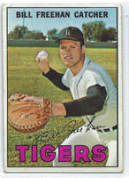 1967 Topps Baseball 48 Bill Freehan