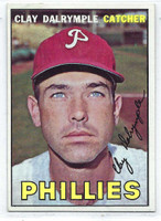 1967 Topps Baseball 53 Clay Dalrymple