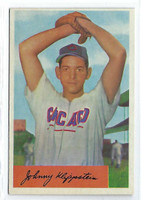 1954 Bowman Baseball 29 Johnny Klippstein  [SKU:Y54_BW54BB_029a_5exprs]  Chicago Cubs Excellent to Excellent Plus