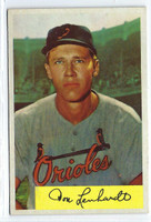1954 Bowman Baseball 53 Don Lenhardt 969 FA  [SKU:Y54_BW54BB_053a_5exprs]  Baltimore Orioles Excellent to Excellent Plus