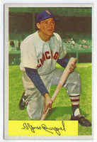 1954 Bowman Baseball 54 Chico Carrasquel  [SKU:Y54_BW54BB_054a_6exmrs]  Chicago White Sox Excellent to Mint