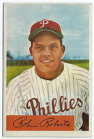 1954 Bowman Baseball 95 Robin Roberts  [SKU:Y54_BW54BB_095a_5exprs]  Philadelphia Phillies Excellent to Excellent Plus