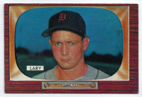 1955 Bowman Baseball 154 Frank Lary  [SKU:Y55_BW55BB_154a_5exrs]  Detroit Tigers Excellent