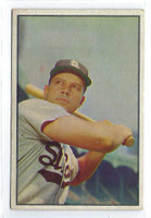 1953 Bowman Color Baseball 2 Vic Wertz