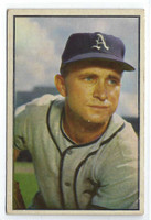 1953 Bowman Color Baseball 11 Bobby Shantz