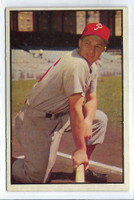 1953 Bowman Color Baseball 67 Mel Clark