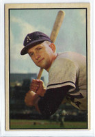 1953 Bowman Color Baseball 82 Joe Astroth