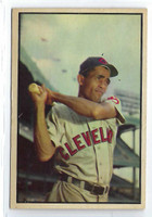 1953 Bowman Color Baseball 86 Harry Simpson