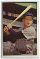 1953 Bowman Color Baseball 94 Bob Addis