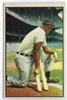 1953 Bowman Color Baseball 104 Luke Easter  [SKU:Y53_BW53BB_104a_2gvgrs]  Cleveland Indians Good to Very Good