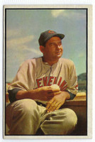 1953 Bowman Color Baseball 146 Early Wynn High Number  [SKU:Y53_BW53BB_146a_3vgrs]  Cleveland Indians Very Good
