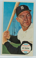 Al Kaline AUTOGRAPH 1964 Giants #12 Tigers 