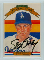 Steve Garvey AUTOGRAPH 1982 Donruss #3 Dodgers Diamond King 