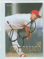 Ricky Bottalico AUTOGRAPH 1997 Fleer Phillies 