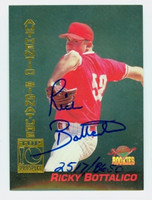 Ricky Bottalico AUTOGRAPH 1994 Signature Phillies CERTIFIED   [SKU:BottR10958_SIGN94ce]