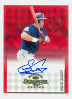 Sean Casey AUTOGRAPH Donruss Signature Series Indians 1998 /2275 CERTIFIED 