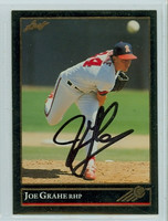 Joe Grahe AUTOGRAPH 1992 Leaf Angels 