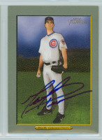 Mark Prior AUTOGRAPH 2006 Topps Cubs Turkey Red 
