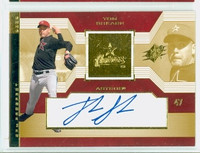 Tom Shearn AUTOGRAPH 2002 Upper Deck SPX Astros CERTIFIED 