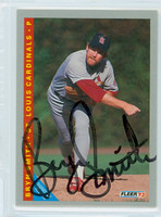 Bryn Smith AUTOGRAPH 1993 Fleer Cardinals 
