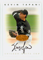 Kevin Tapani AUTOGRAPH 1996 Leaf Signature Series White Sox Bronze CERTIFIED 