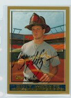 Billy Wagner AUTOGRAPH 1998 Topps Astros   [SKU:WagnB13750_T98BB]