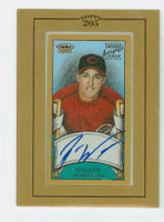 Ryan Wagner AUTOGRAPH 2003 Topps T205 Gold Border Reds CERTIFIED 