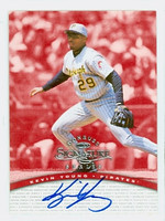 Kevin Young AUTOGRAPH 1997 Donruss Signature Series Pirates CERTIFIED   [SKU:YounK13926_D00SS97ce]