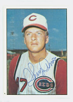 Gerry Arrigo AUTOGRAPH 1978 TCMA The Sixties Reds 