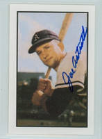 Joe Astroth AUTOGRAPH d.13 1953 Bowman Color Reprints Athletics 