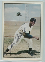 Joe Black AUTOGRAPH d.02 1979 TCMA The Fifties Dodgers 